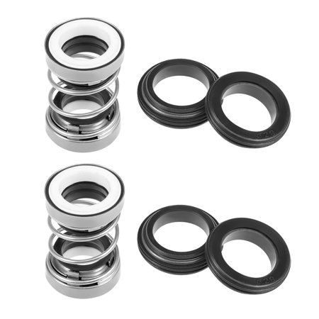 Mechanical Shaft Seal Replacement for Pool Spa Pump 2pcs 202-16 - image 3 of 3