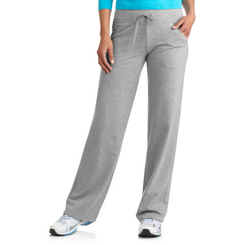 Danskin Now Women's Plus Size Dri More Core Relaxed Fit Workout Pant