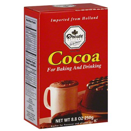 Droste Cocoa Powder, 8.8 oz (Pack of