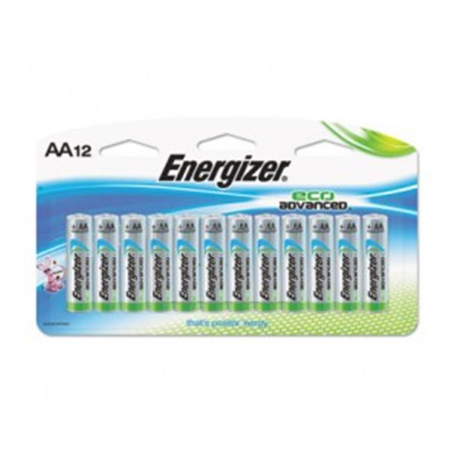 Eveready Battery XR91BP12 Eco Advanced Batteries, AA by Eveready