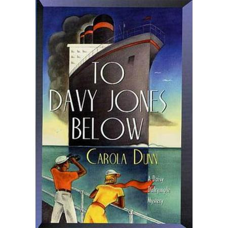 To Davy Jones Below - eBook - Davy Jones Makeup