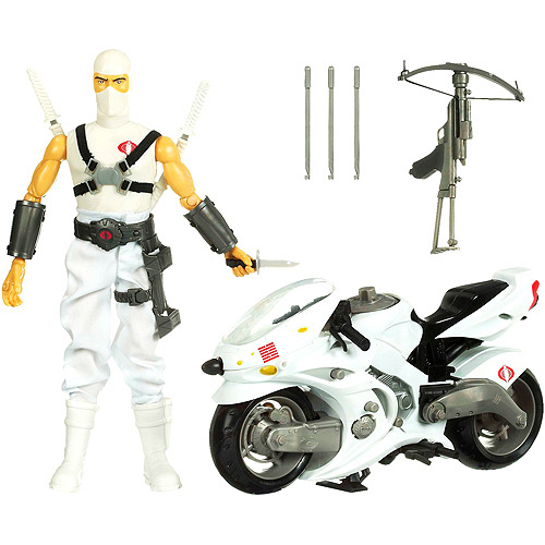 "GI Joe The Rise of Cobra Storm Shadow Exclusive 12"" 12 Inch Action Figure by"