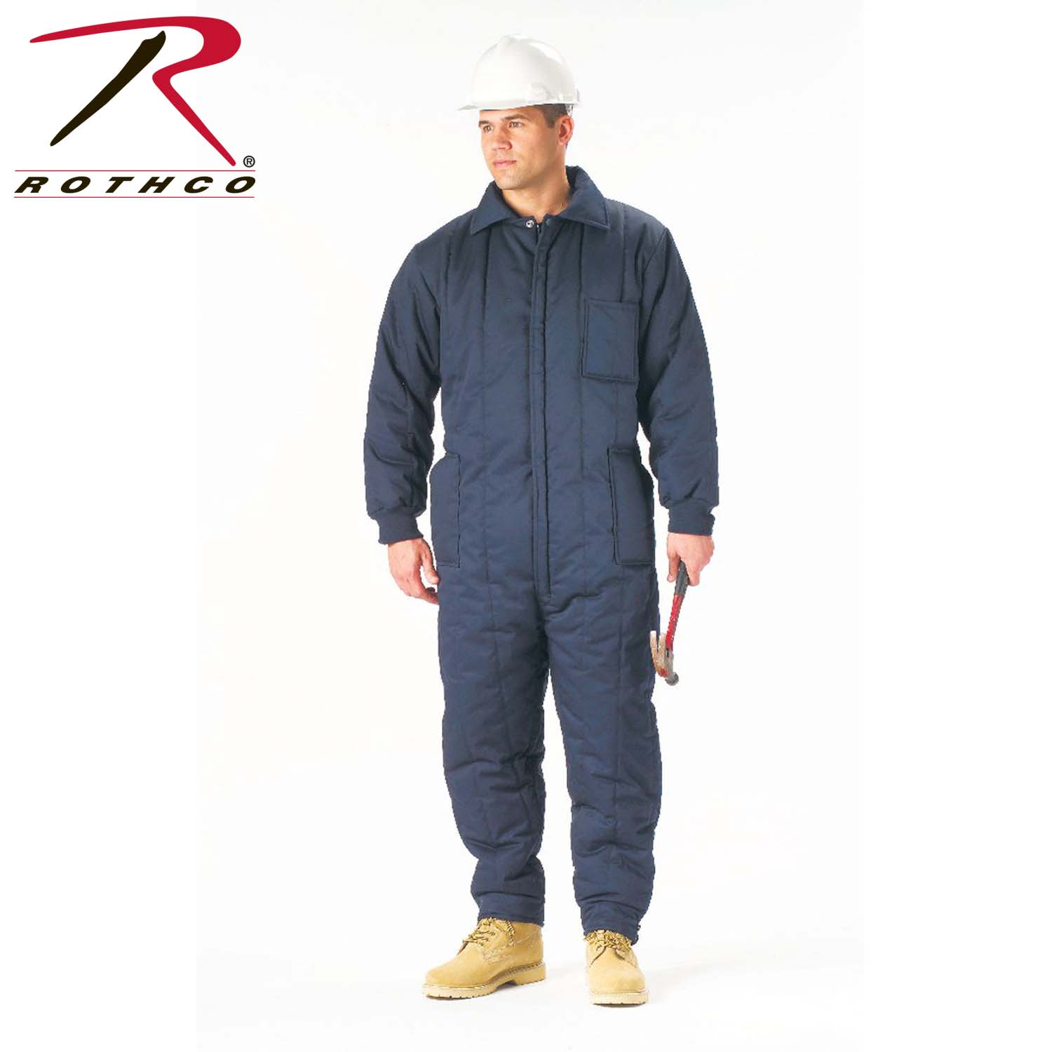 Rothco Insulated Coveralls by BlackBeltShop