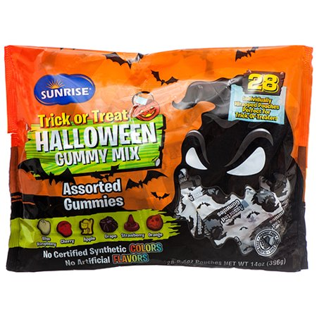 New 377667  Hh Scary Gummies Halloween Mix 28Ct (10-Pack) Halloween Cheap Wholesale Discount Bulk Seasonal Halloween Candle Holder Pedestal - Cheap Scary Halloween Contact Lenses