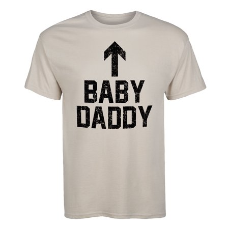 1b1217314 AirWaves - Baby Daddy Funny New Dad Father's Day Paternity Maternity ...