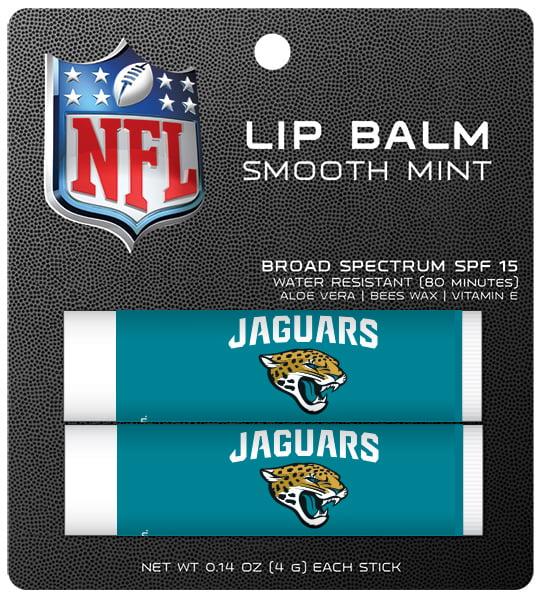 Jacksonville Jaguars Lip Balm 2pk