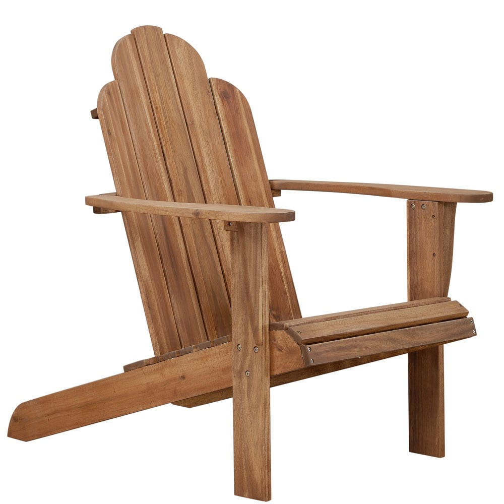 Linon Gavil Teak Adirondack Chair by Overstock
