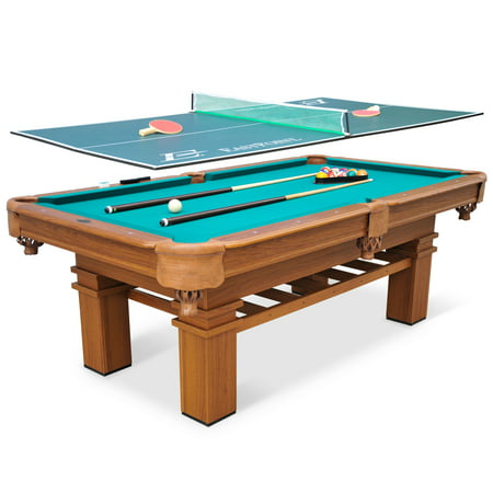 "EastPoint Sports 87"" Sinclair Billiard Pool Table with Table Tennis Top"