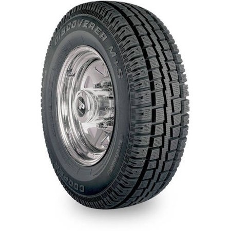 Cooper Discoverer M+S Studable Winter Tire - 245/75R16