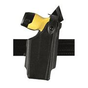 SAFARILAND SLS EDW Level II Retention Duty Holster w/ Clip Finish: STX Tactical Gun Fit: Taser X26 Hand: Left Option: No