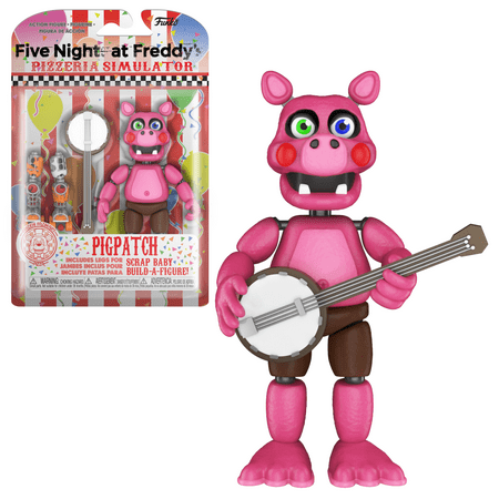 Funko Action Figure: FNAF Pizza Simulator - - Fnaf Halloween Markiplier