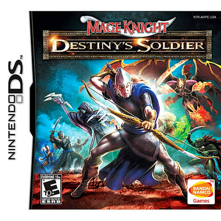 Mage Knight Destiny's Soldier - Nintendo DS