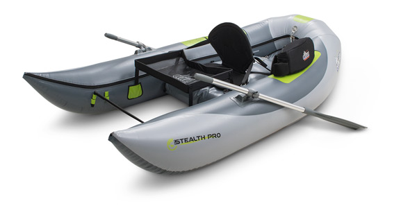Outcast Stealth Pro Frameless Boat by Outcast
