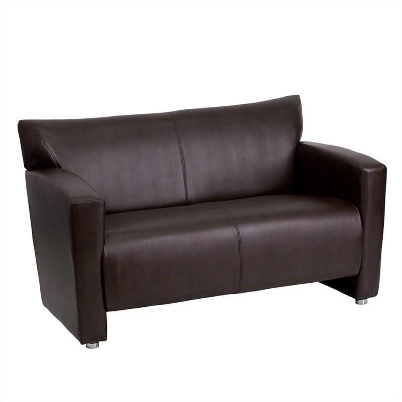 Flash Furniture Hercules Majesty Series Leather Love Seat