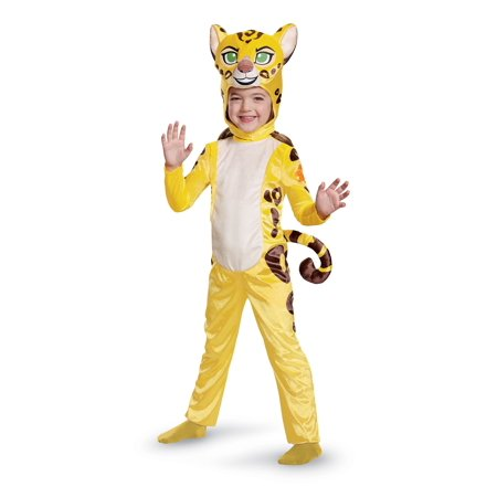 Lion Guard Fuli Classic Kids - Lion Tamer Costume Child