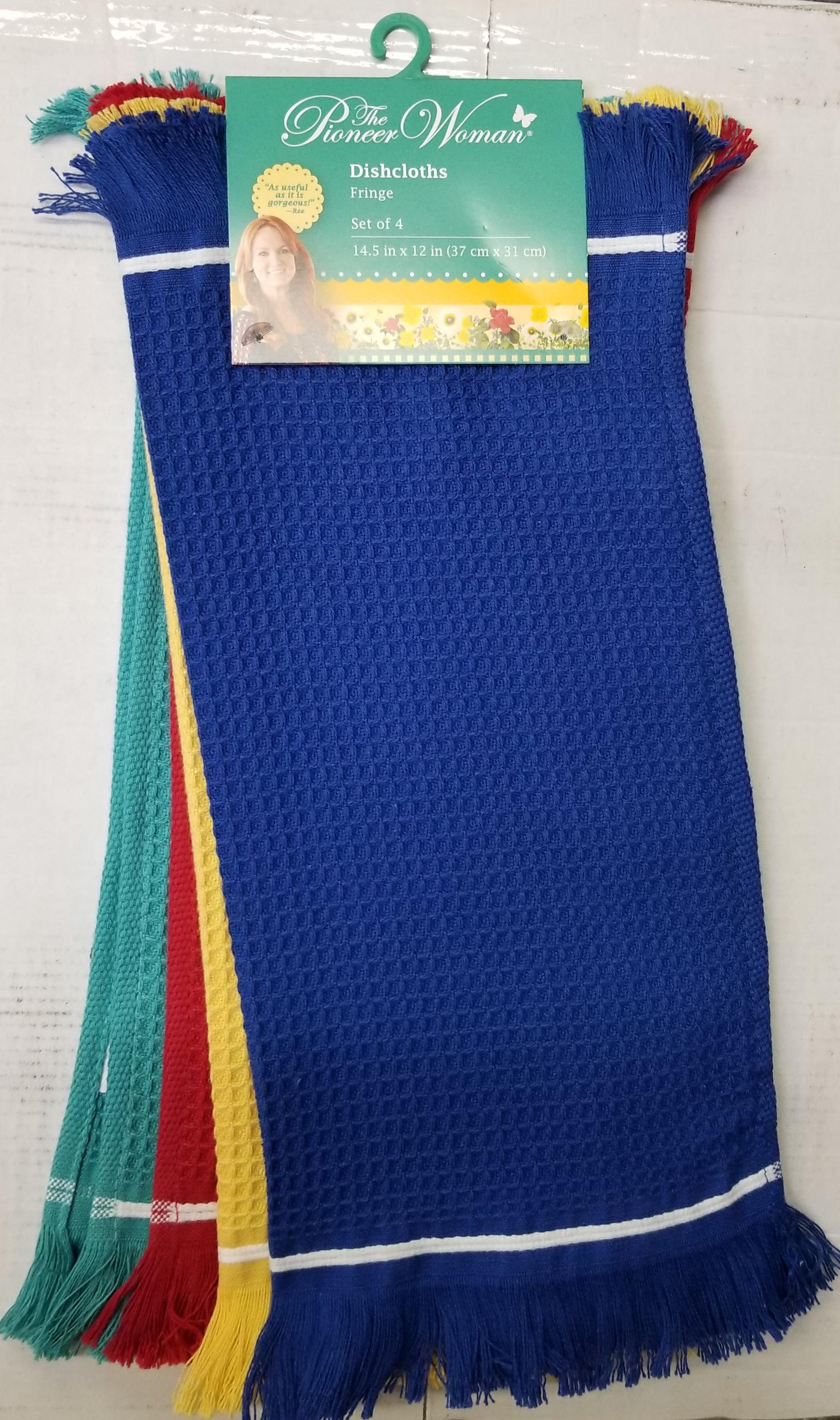 Dish Rags Crocheted Dishcloths Dish Cloths-Buyers Choice 7 Colors Wash Cloths