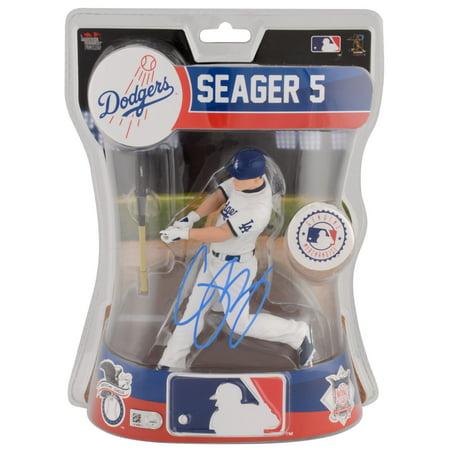 Dodgers Autograph - Corey Seager Los Angeles Dodgers Fanatics Authentic Autographed Imports Dragon 6
