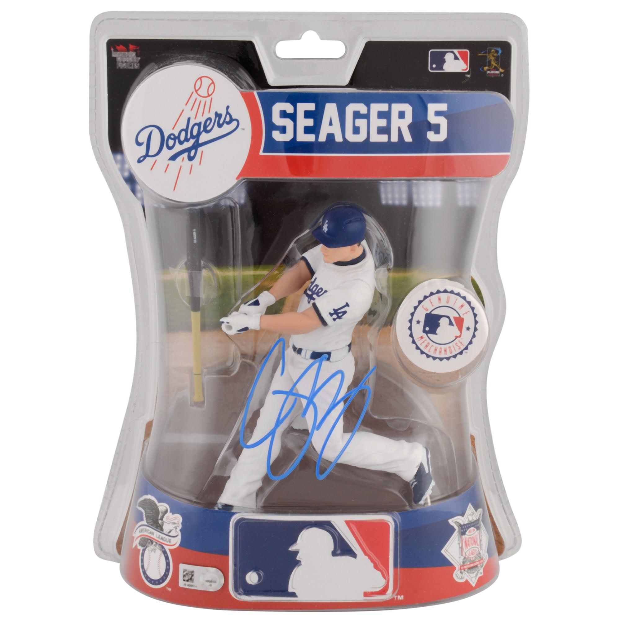 "Corey Seager Los Angeles Dodgers Fanatics Authentic Autographed Imports Dragon 6"" Player Replica Figurine - No Size"