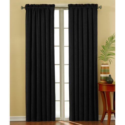 Eclipse Thermaback Eclipse Thermaback Suede Blackout Window Panel