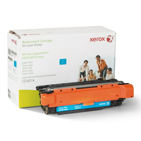 Xerox 006R03009 Replacement Toner for CE401A (507A), Cyan 8550 Cyan Solid Ink