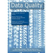 Data Quality : High-Impact Strategies - What You Need to Know: Definitions, Adoptions, Impact, Benefits, Maturity, Vendors