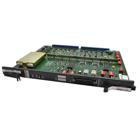 NTND02BA 03 Genuine Nortel Meridian Rlse PBX Mps/Sdi Control Card US Network Switches & Management - Used Very Good