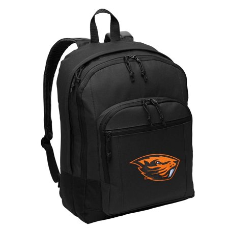 Oregon State University Backpack CLASSIC STYLE OSU Beavers Backpacks Travel & School Bags