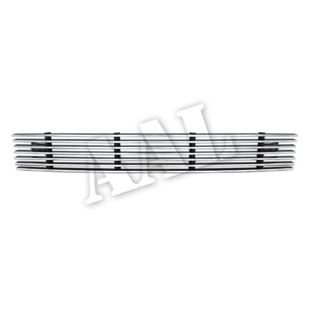 4wd Precision Grilles Grills (AAL REPLACEMENT BILLET GRILLE / GRILL INSERT For 1997 1998 FORD F-150 BUMPER INSERTS 4WD 1PCE BUMPER REPLACEMENT )