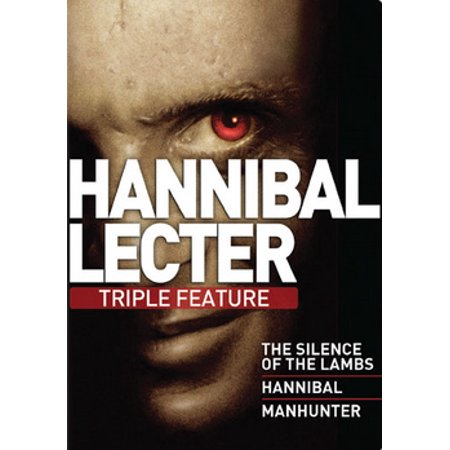 The Hannibal Lecter Collection (DVD) (Hannibal Lecter Halloween Prop)