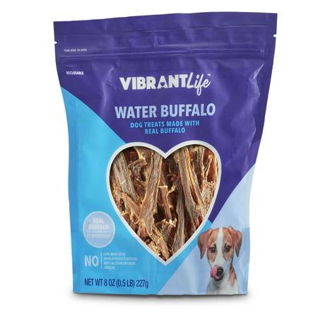 vibrant life water buffalo dog treats 8 oz. Black Bedroom Furniture Sets. Home Design Ideas