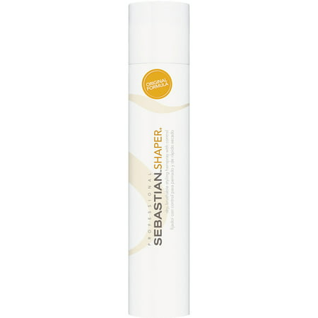 Sebastian Originals Shaper Brushable Styling Hairspray, 10.6