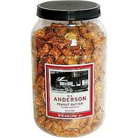 HK Anderson Pretzels, Peanut Butter Filled Nuggets, 44 Oz