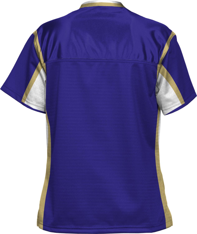 ProSphere Girls/' James Madison University Scramble Football Fan Jersey JMU