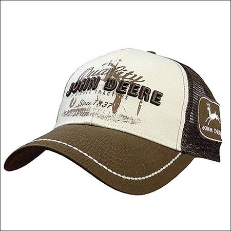 76c4be24828 John Deere Quality Tractor Logo Baseball Hat - One-Size - Men s ...