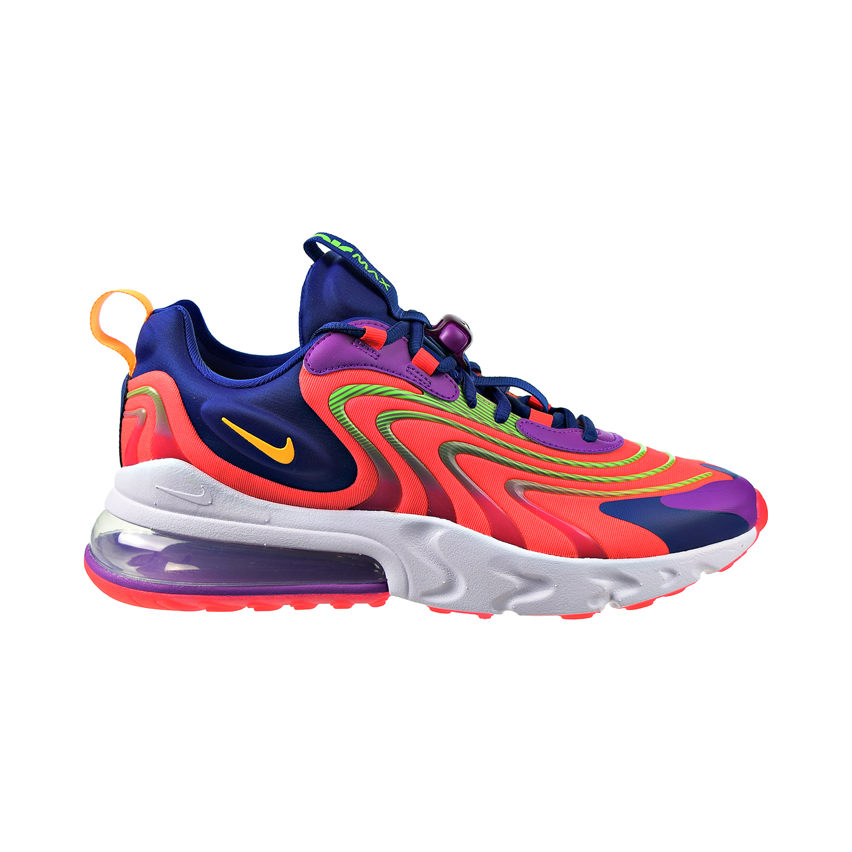 Nike Air Max 720 React Eng Men's Shoes Laser Crimson-Orange-Purple  cd0113-600