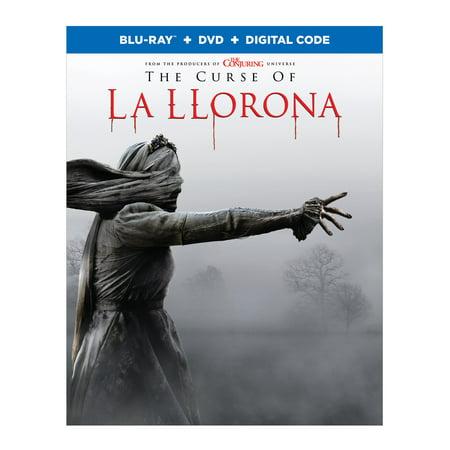The Curse of La Llorona (Blu-ray + DVD + Digital (The Curse Of Sleeping Beauty Part 2)