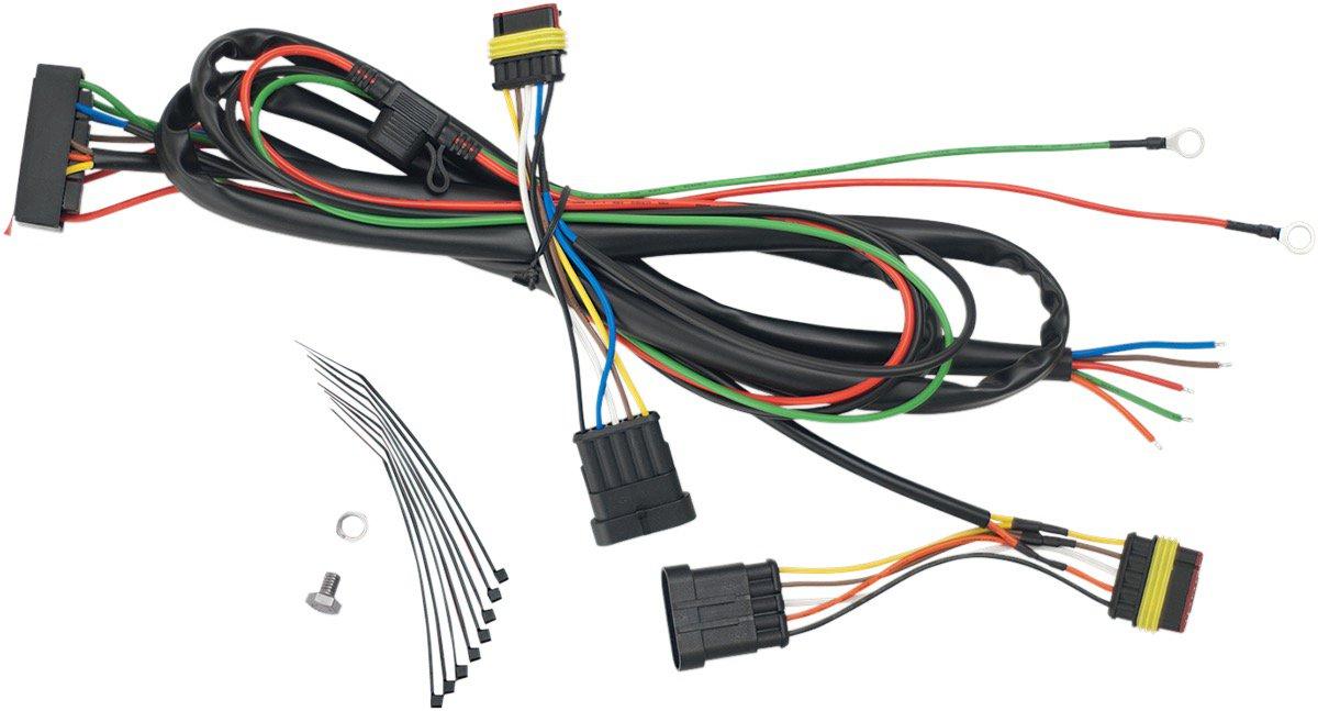 show chrome 41 162 trailer wire harness walmart com rh walmart com 4 Prong Trailer Wiring Diagram 4 Wire Trailer Wiring Diagram