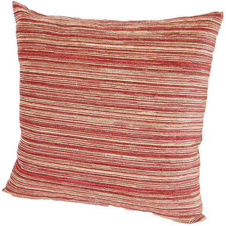 Better Homes And Gardens Stripe Decorative Pillow RedGold Fascinating Red And Gold Decorative Pillows