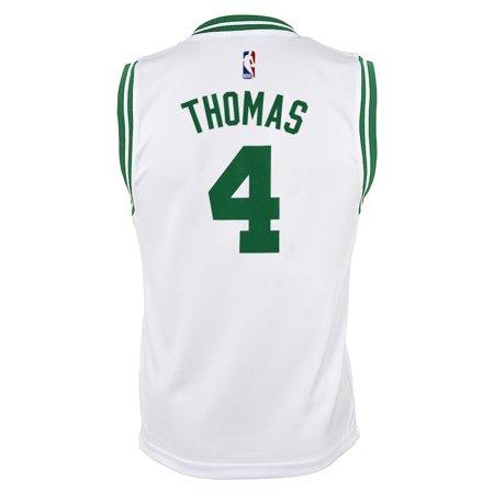 b99be936a4f Outerstuff - Isaiah Thomas NBA Boston Celtics Home White Player ...