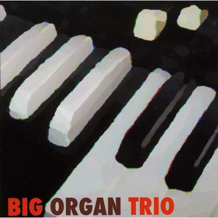 [Big Organ Trio] Big Organ Trio Brand New DVD