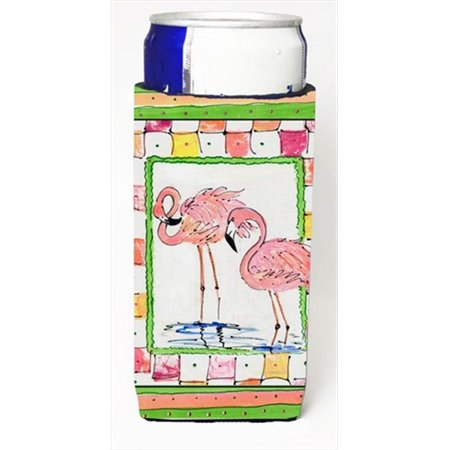 Pair Of Pink Flamingos Michelob Ultra bottle sleeves For Slim Cans - 12 Oz. - image 1 of 1