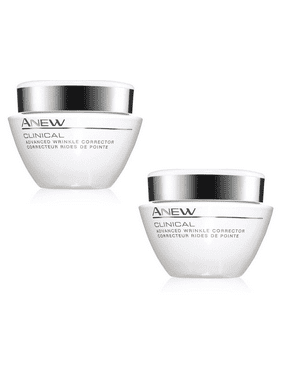 Avon Anew Clinical Advanced Wrinkle Corrector 50 ml Set of 2