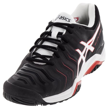 Men`s Gel Challenger 11 Tennis Shoes Black and White