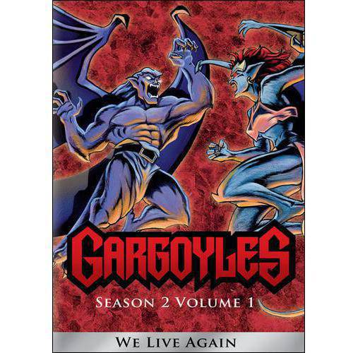 Gargoyles Season 2, Volume 1: We Live Again (Full Frame)