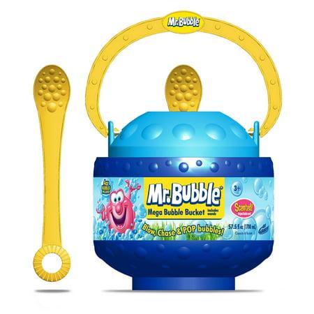 Mega Bucket (Kid Galaxy - Mr. Bubble Mega Bubble Bucket )