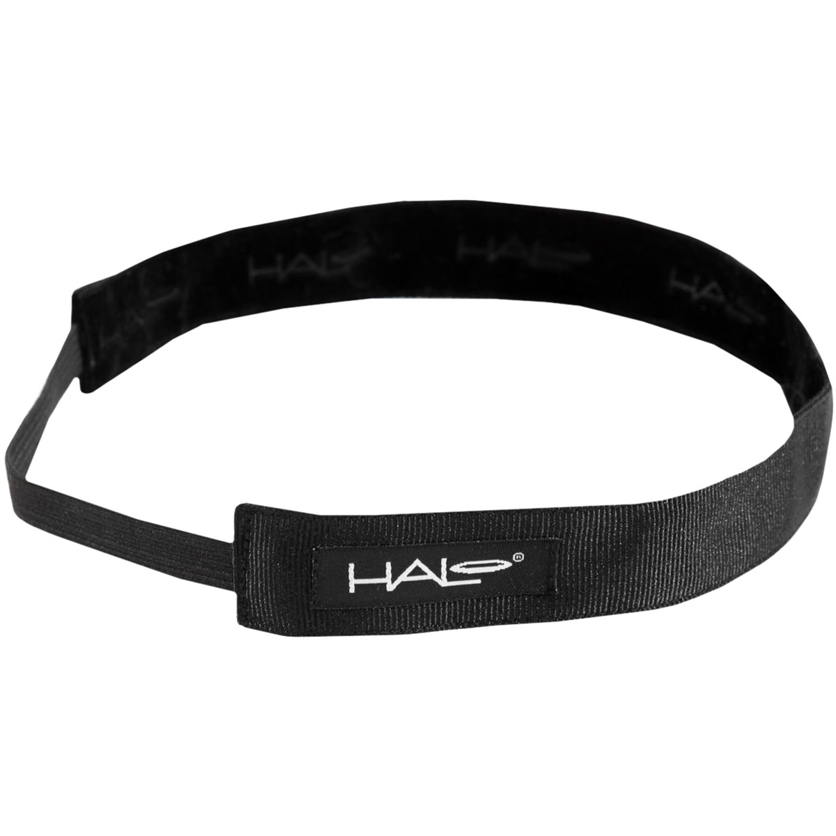 "Halo Headband 1"" Wide Hairband - Black"