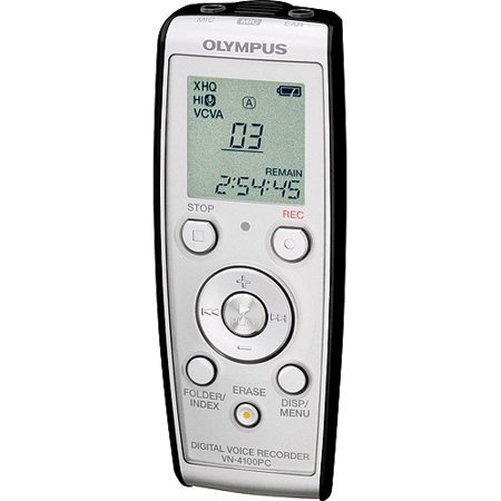 Olympus VN-4100PC Digital Voice Recorder