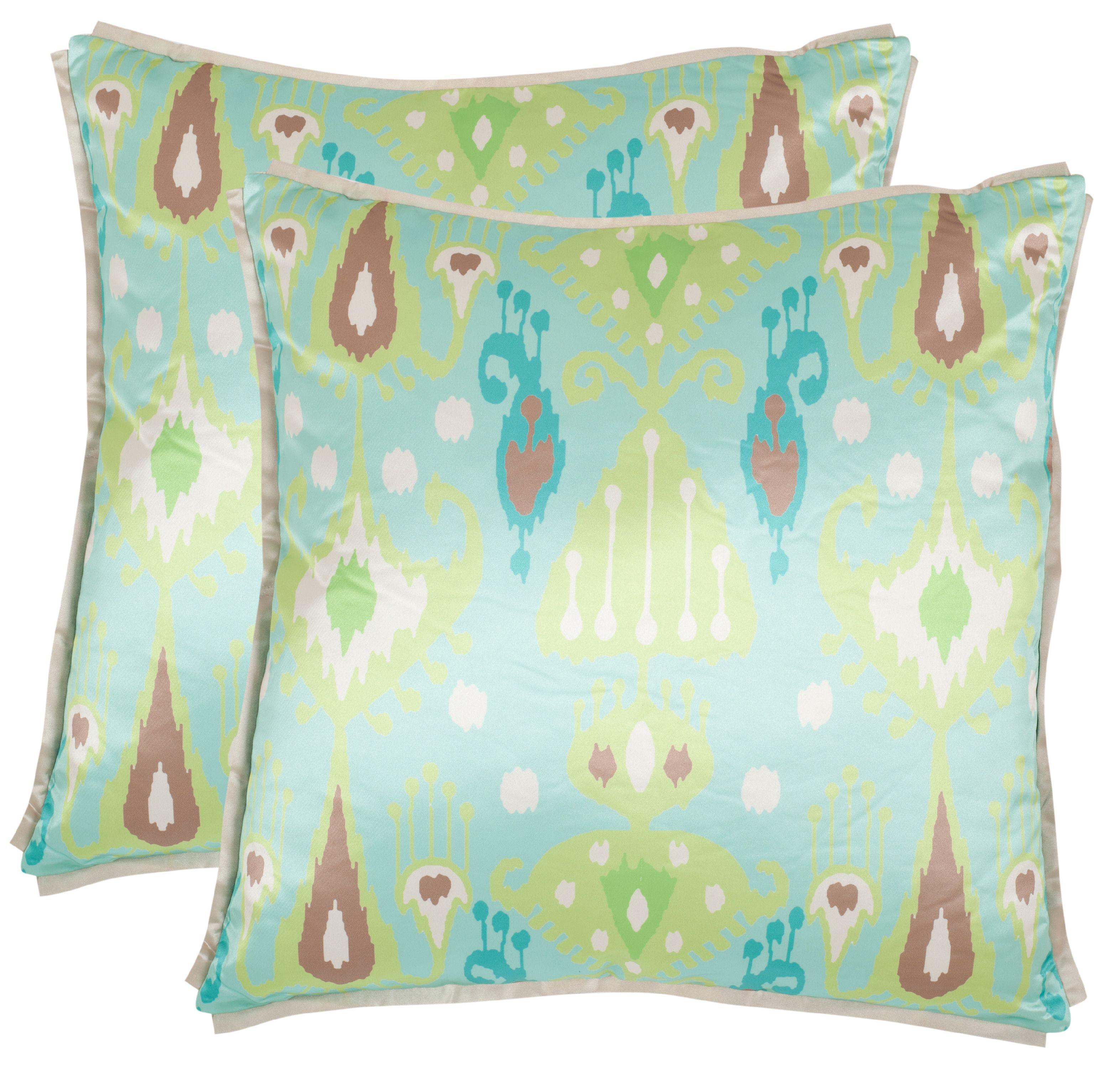 Safavieh Stella Paisley Pillow, Set of 2
