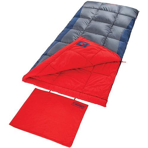 Coleman Heaton Peak 50 Rectangular Sleeping Bag by COLEMAN