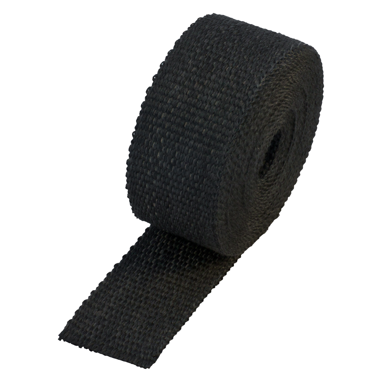 Grebest Exhaust Pipe Wrap Car Interior Parts Repair Tool Aluminum Foil Self Adhesive Exhaust Header Pipe Cool Tape Heat Insulation Wrap